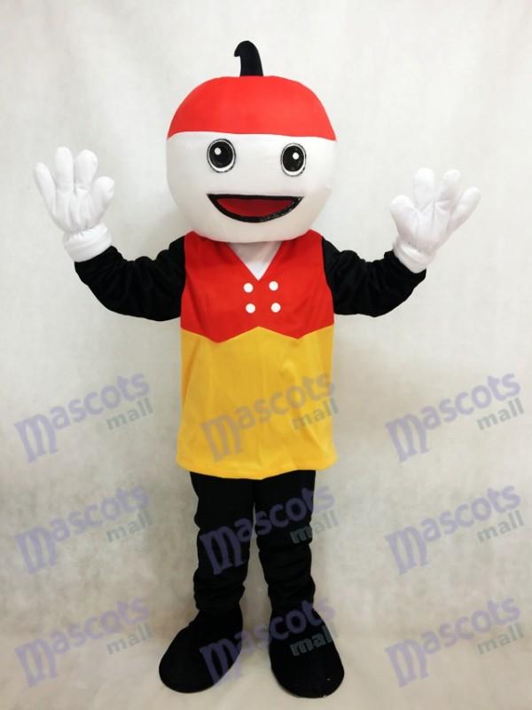 Sparky Maskottchen Kostüm mit dem Red Hat
