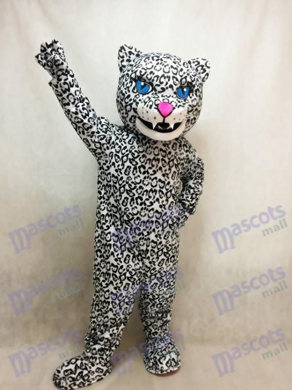 Erwachsenes energisches Jaguar Maskottchen Kostüm