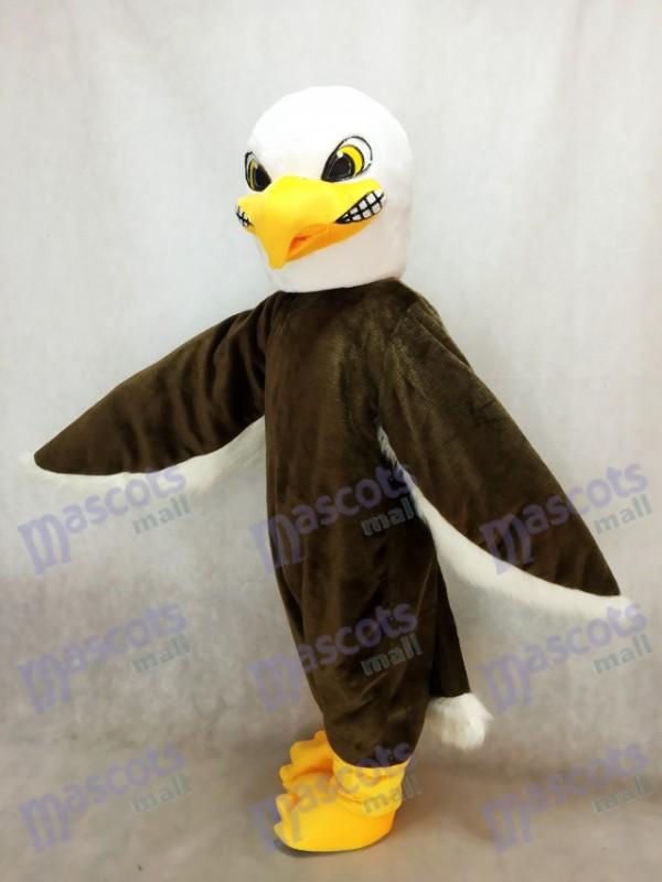 Nettes Weißkopfseeadler Maskottchen Kostüm Tier