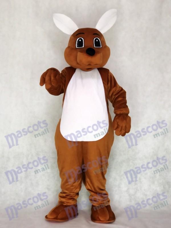 Joey Känguru Maskottchen Kostüm Tier Zoo