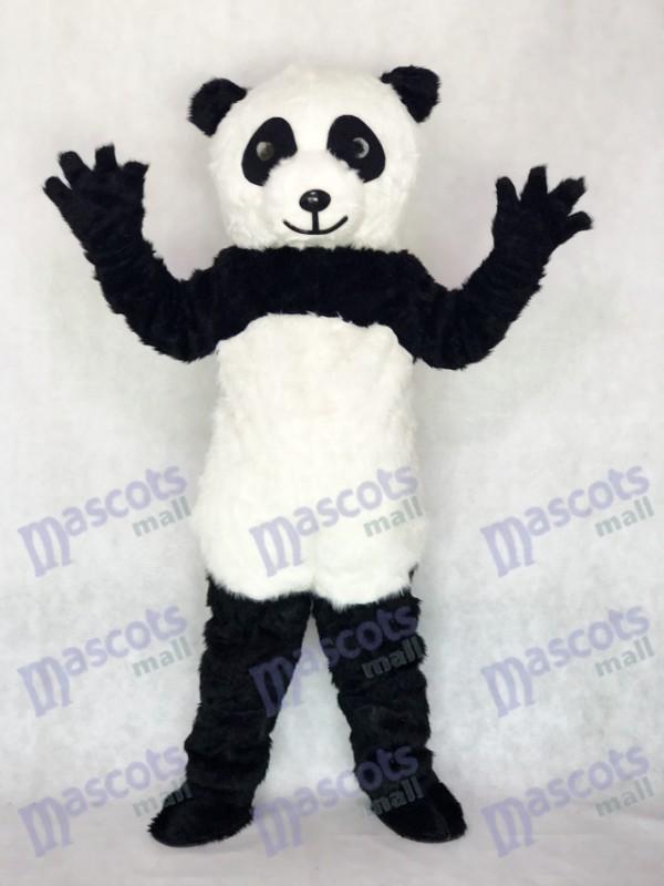 Panda Erwachsener Maskottchen Kostüm Tier Zoo