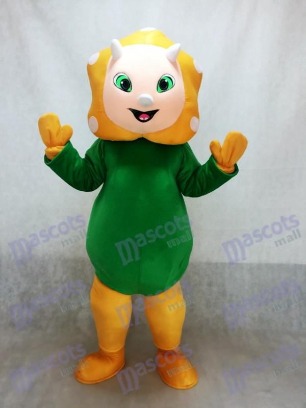 Dinosaurier Baby Maskottchen Kostüm