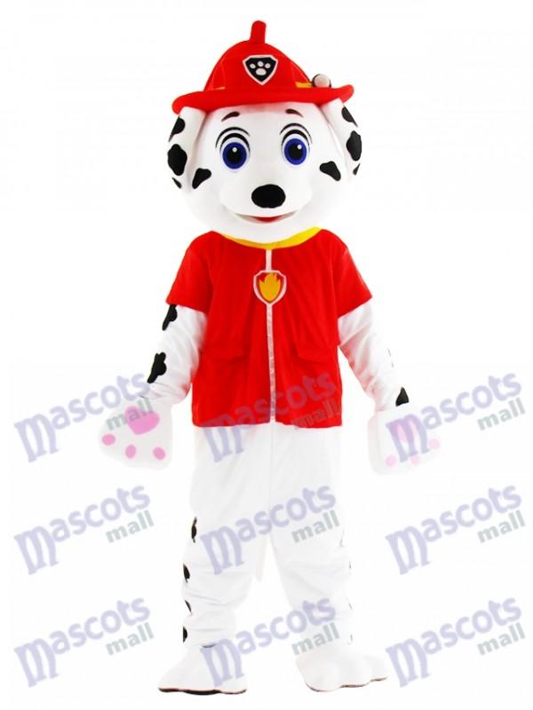 Marshall Paw Patrol Hund Maskottchen Kostüm Cartoon Anime