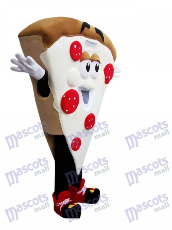 pizza slice maskottchen kost m lebensmittel. Black Bedroom Furniture Sets. Home Design Ideas