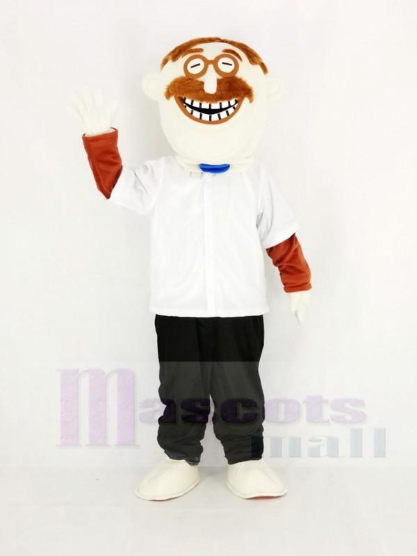 Präsident Teddy Roosevelt Nats Erwachsene Maskottchen Kostüm Menschen
