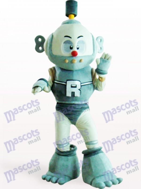Roboter Party Maskottchen Kostüm für Erwachsene