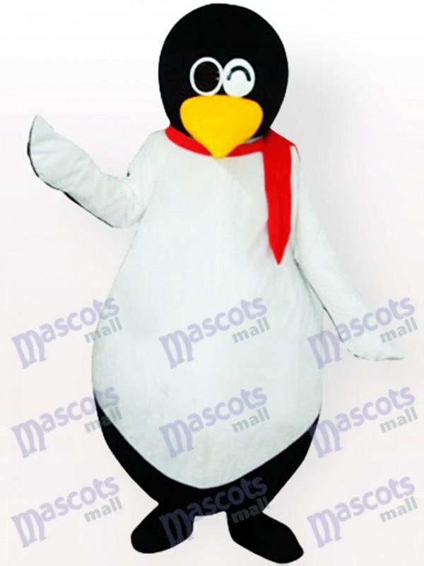 Nettes Pinguin Maskottchen Kostüm