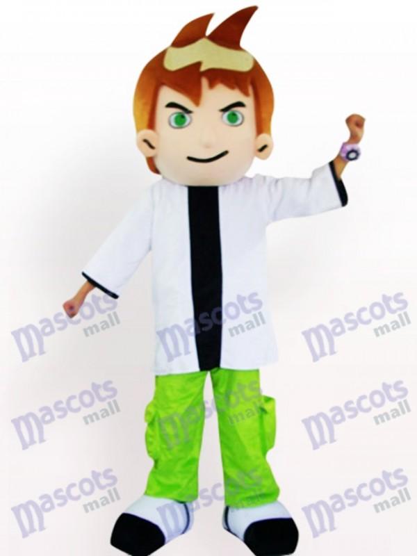 Mais Puppe Cartoon Adult Maskottchen Kostüm