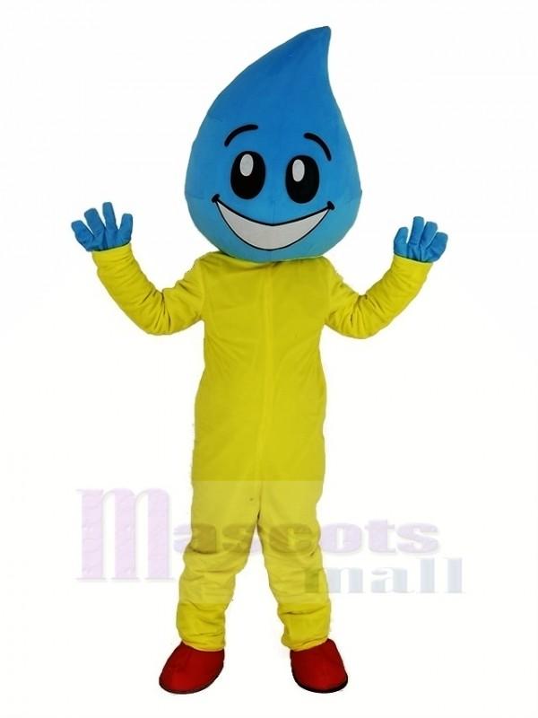 Wasser Fallen Übermensch Maskottchen Kostüm