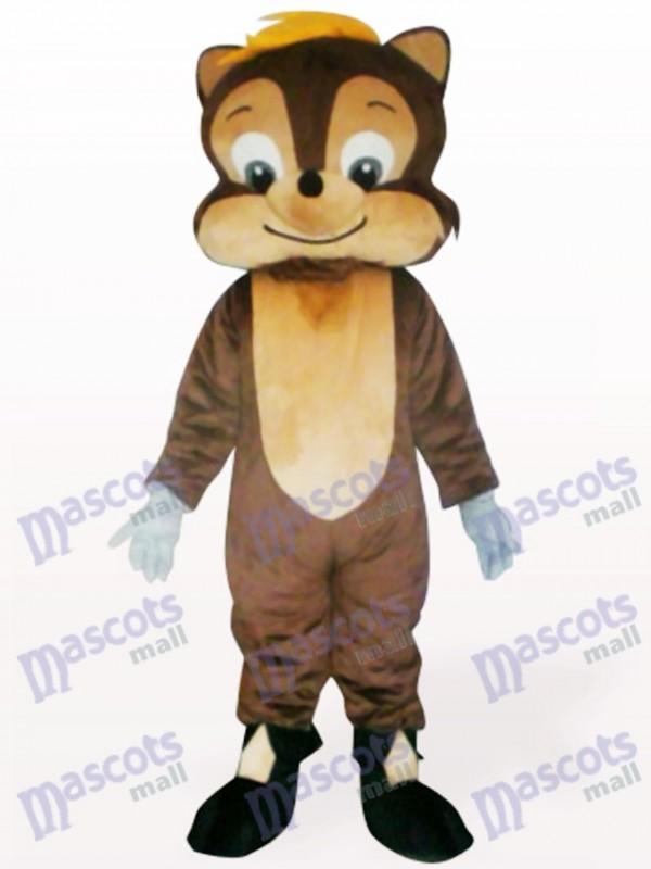 Lovely Squirrel Tier Maskottchen Kostüm für Erwachsene