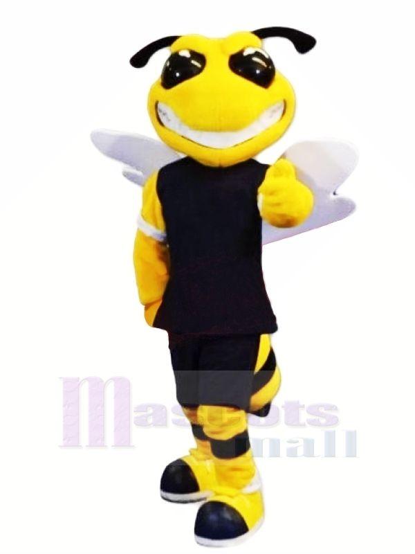 Leistung Sport Biene Maskottchen Kostüme Karikatur